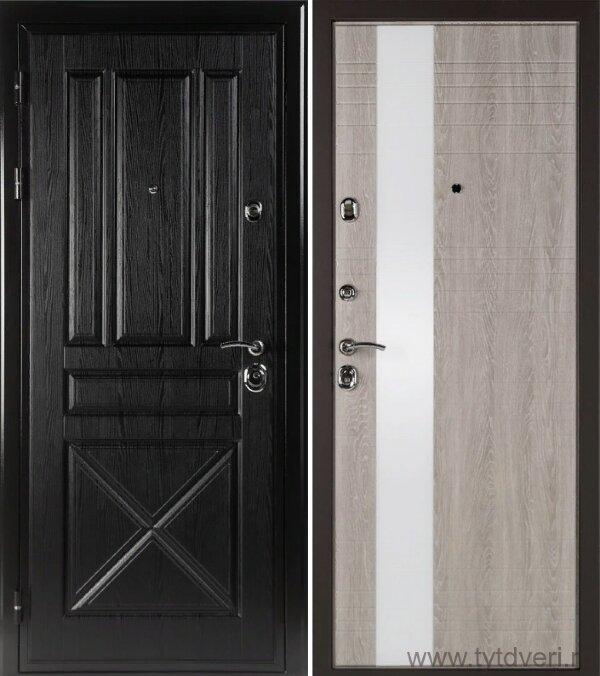 Дверь входная Ливерпуль 2