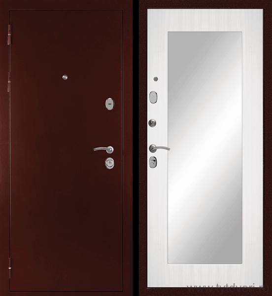 Дверь входная С-503 Зеркало