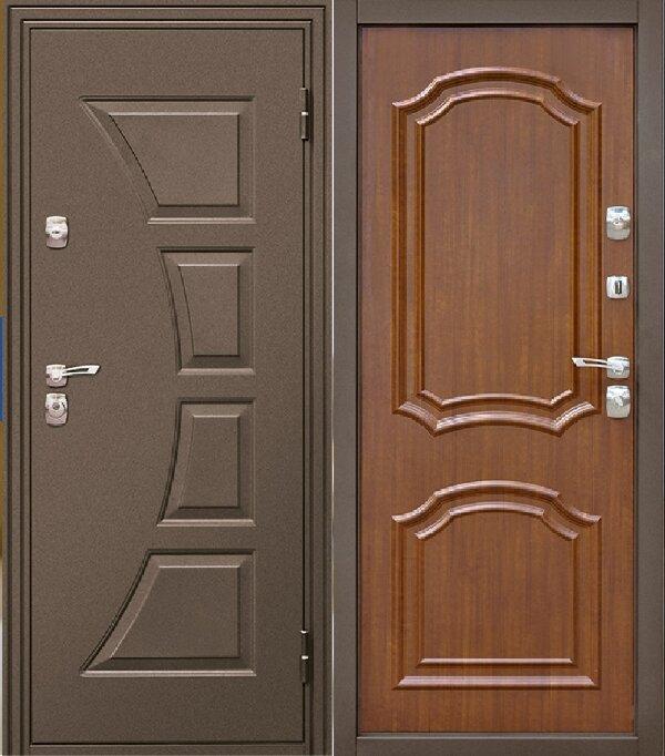 Дверь входная Парус
