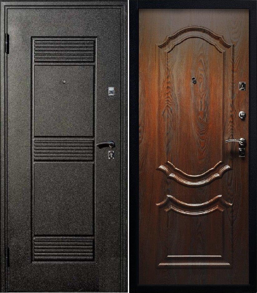 Дверь входная Венеция венге