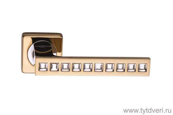 SILLUR C199 P.GOLD/CRYSTAL