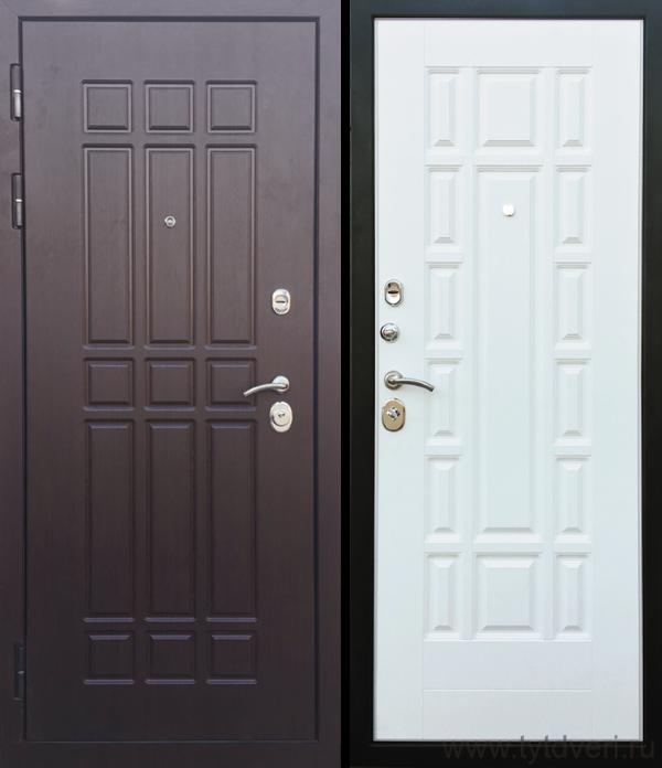 Дверь входная Квадро