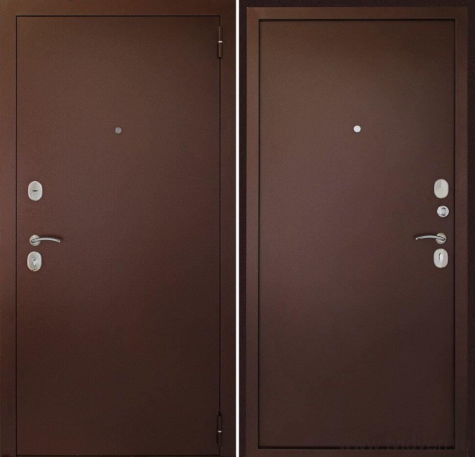 Дверь входная Иртыш