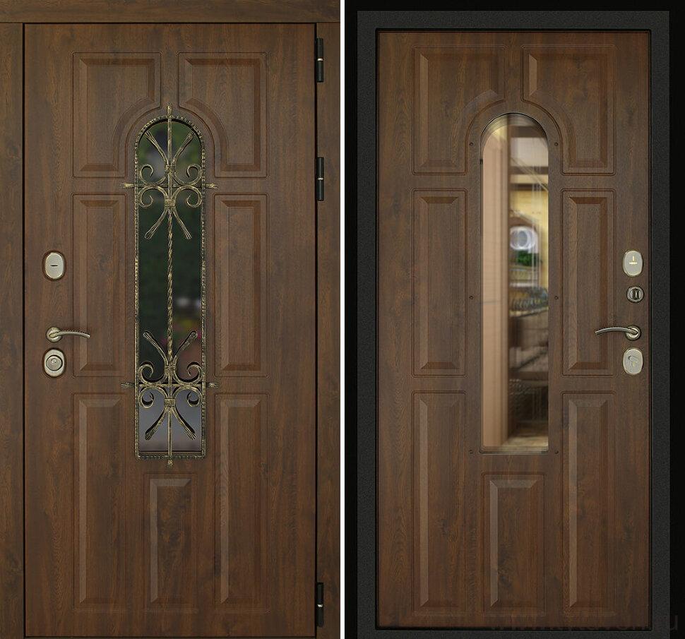Дверь входная Лион