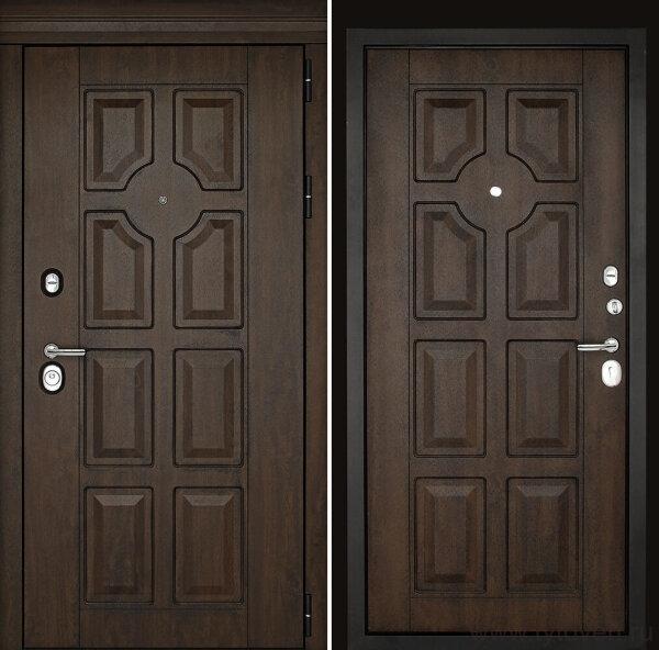Дверь входная Милан