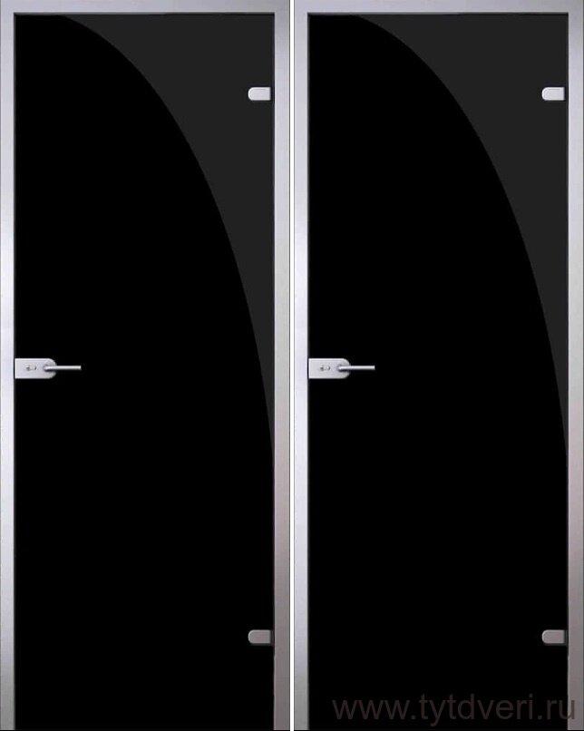 Триплекс черный (глянец)