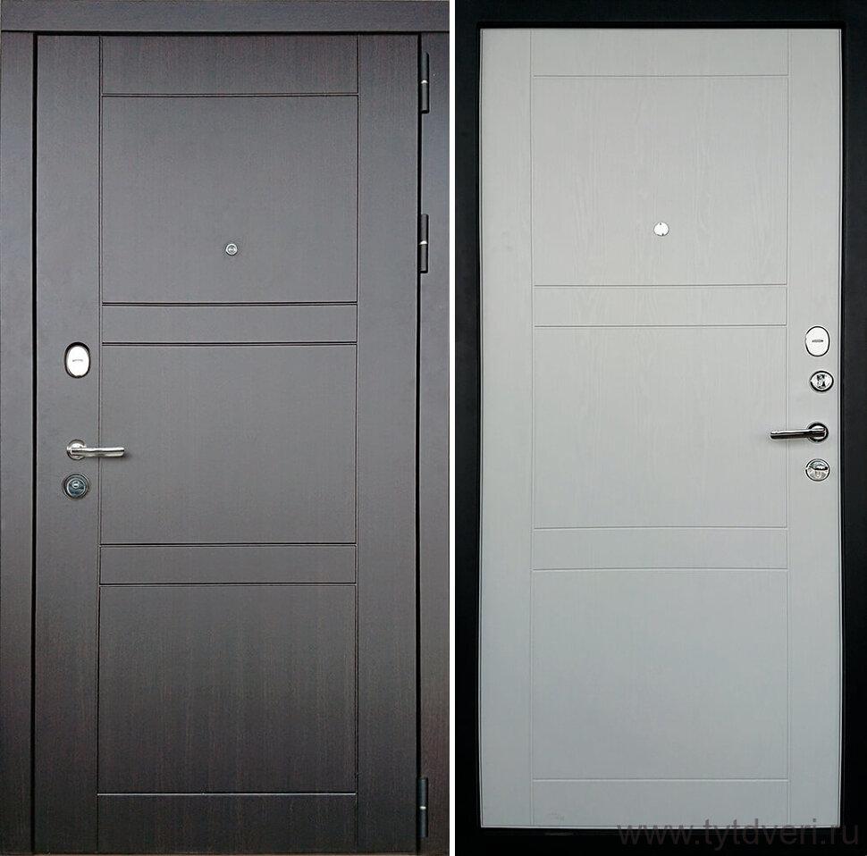 Дверь входная ТеплоМакс