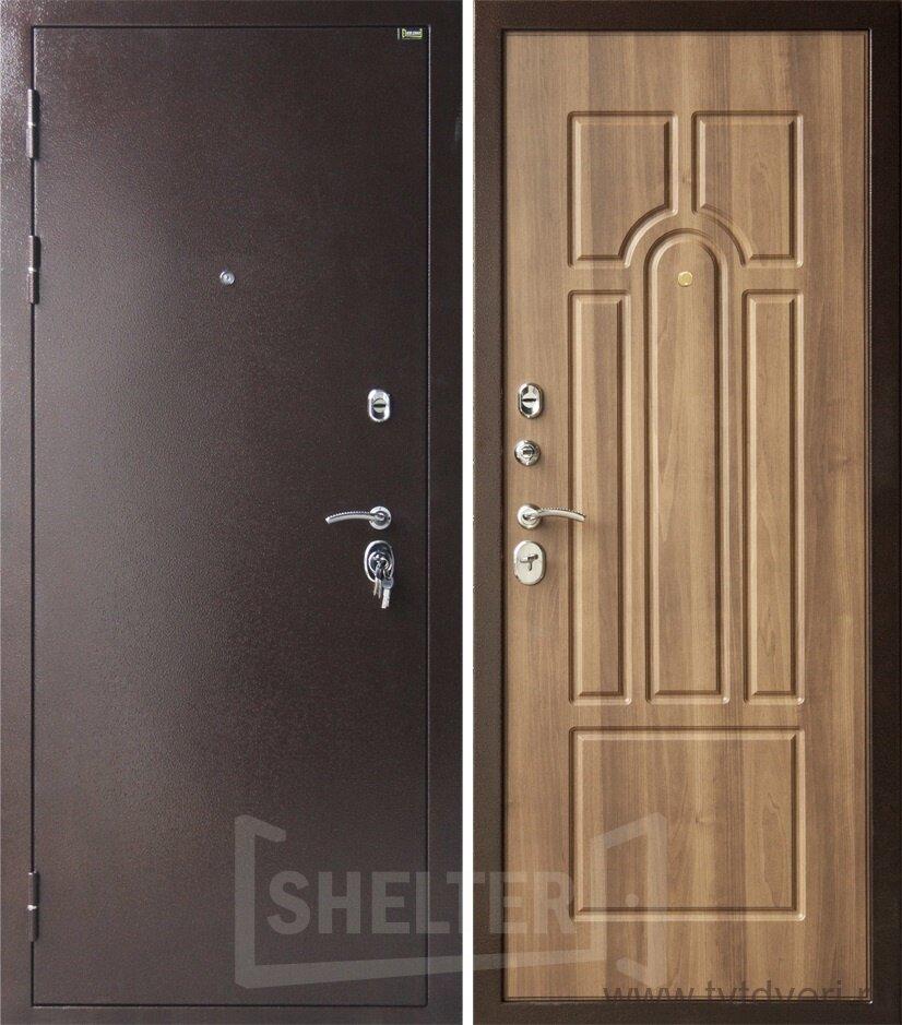 Дверь входная Гестия